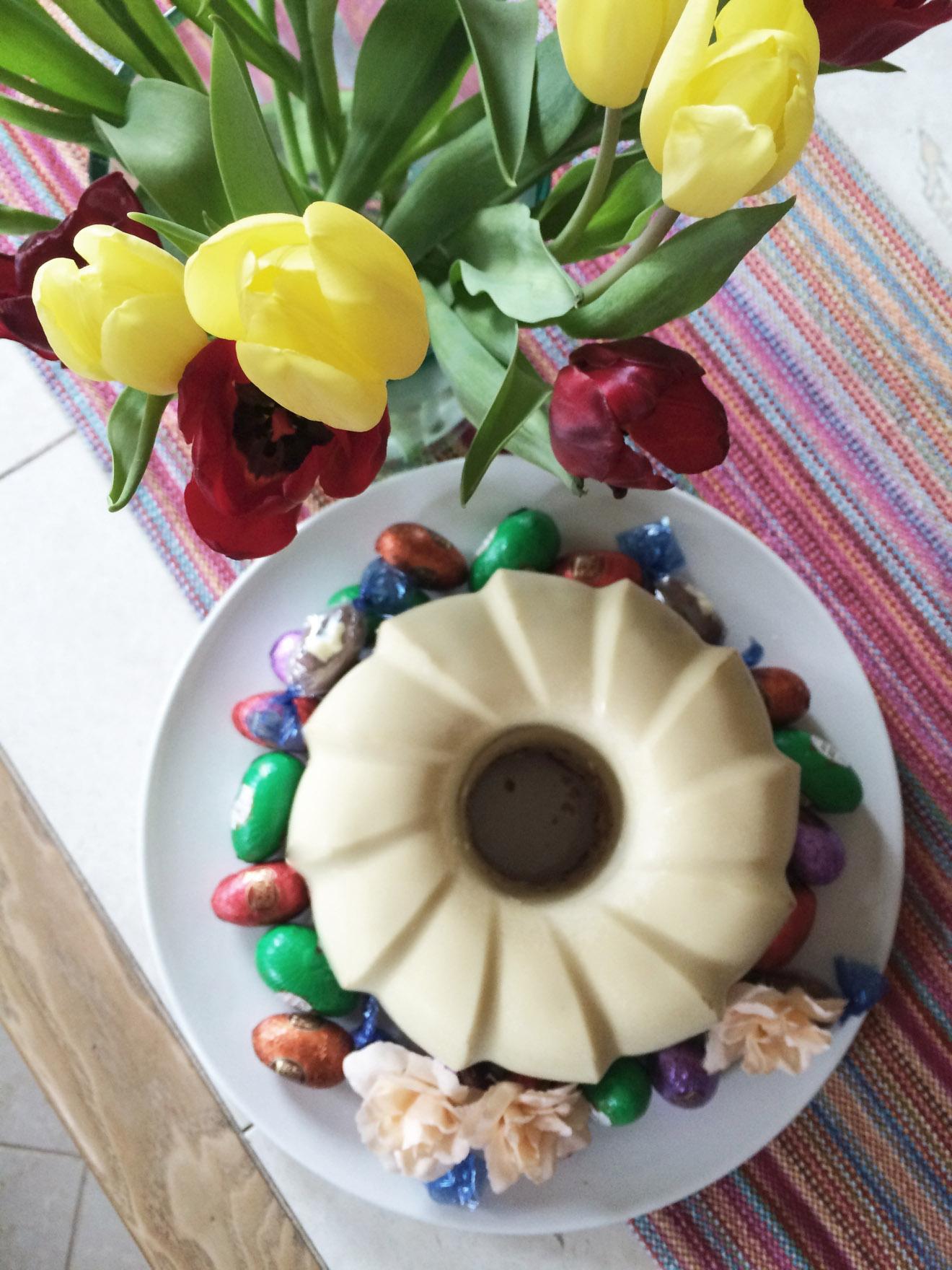 Kuchenglasur WeiГџe Schokolade